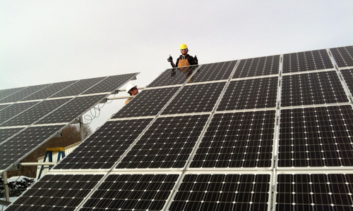 Article about NH Solar Shares in The Laconia Daily Sun